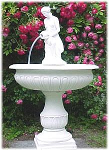 Lotusbrunnen